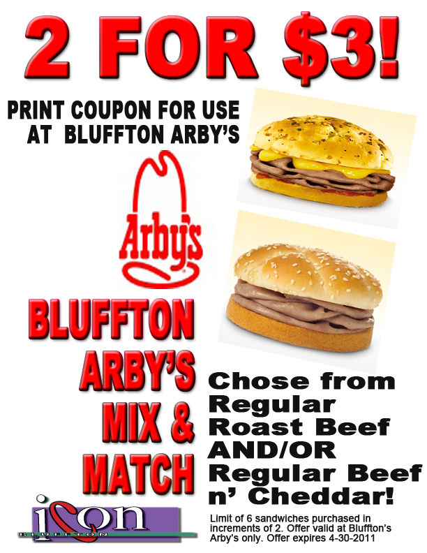 photo relating to Arbys Coupons Printable identify Arbys bargains - Passionate inns inside of california