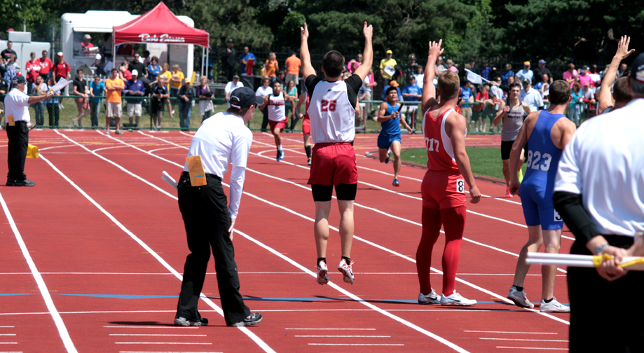 ohio high school track meet results