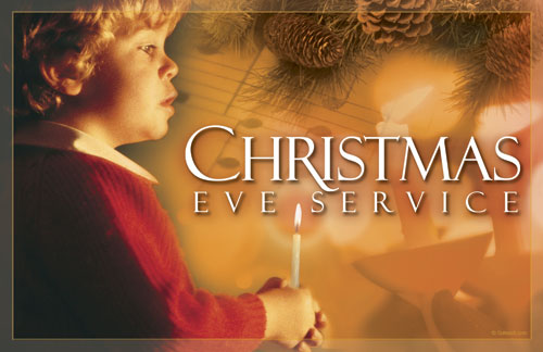 image provided by english lutheran church - Christmas Church Service