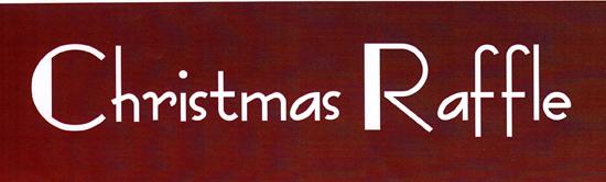 christmas raffle