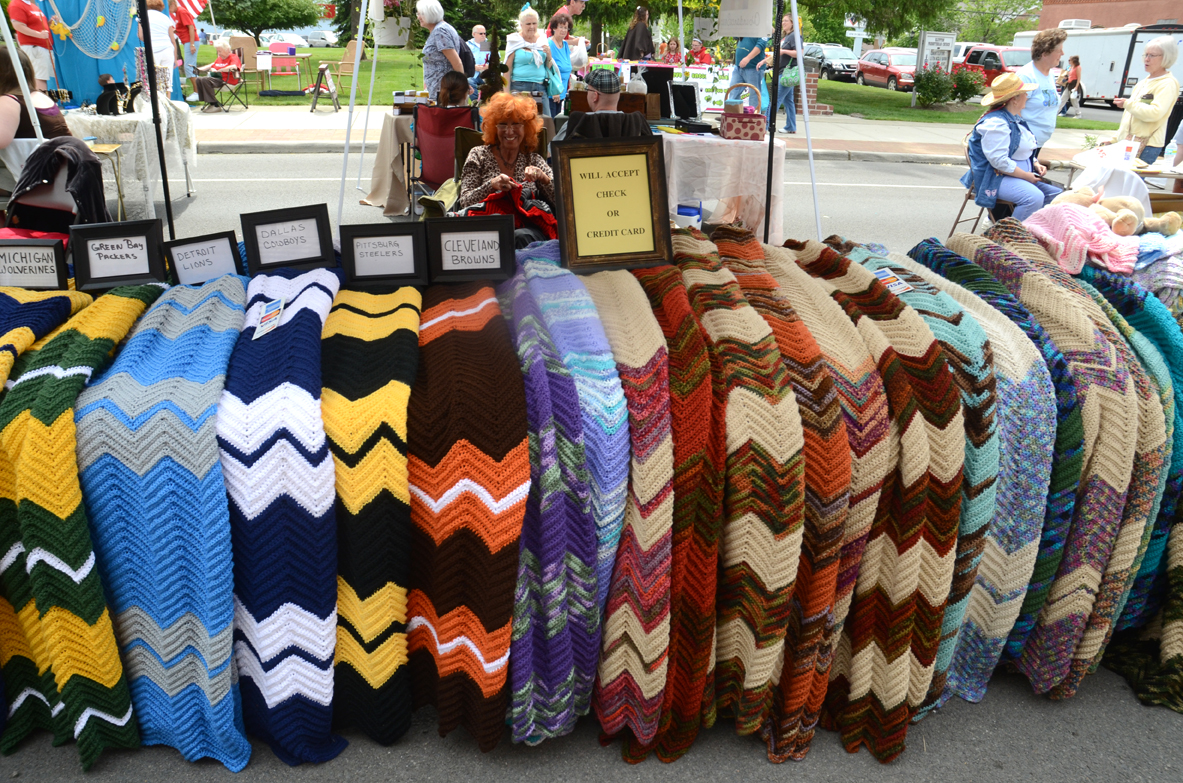May 11 arts and crafts show could be one of largest in for Largest craft shows in the us