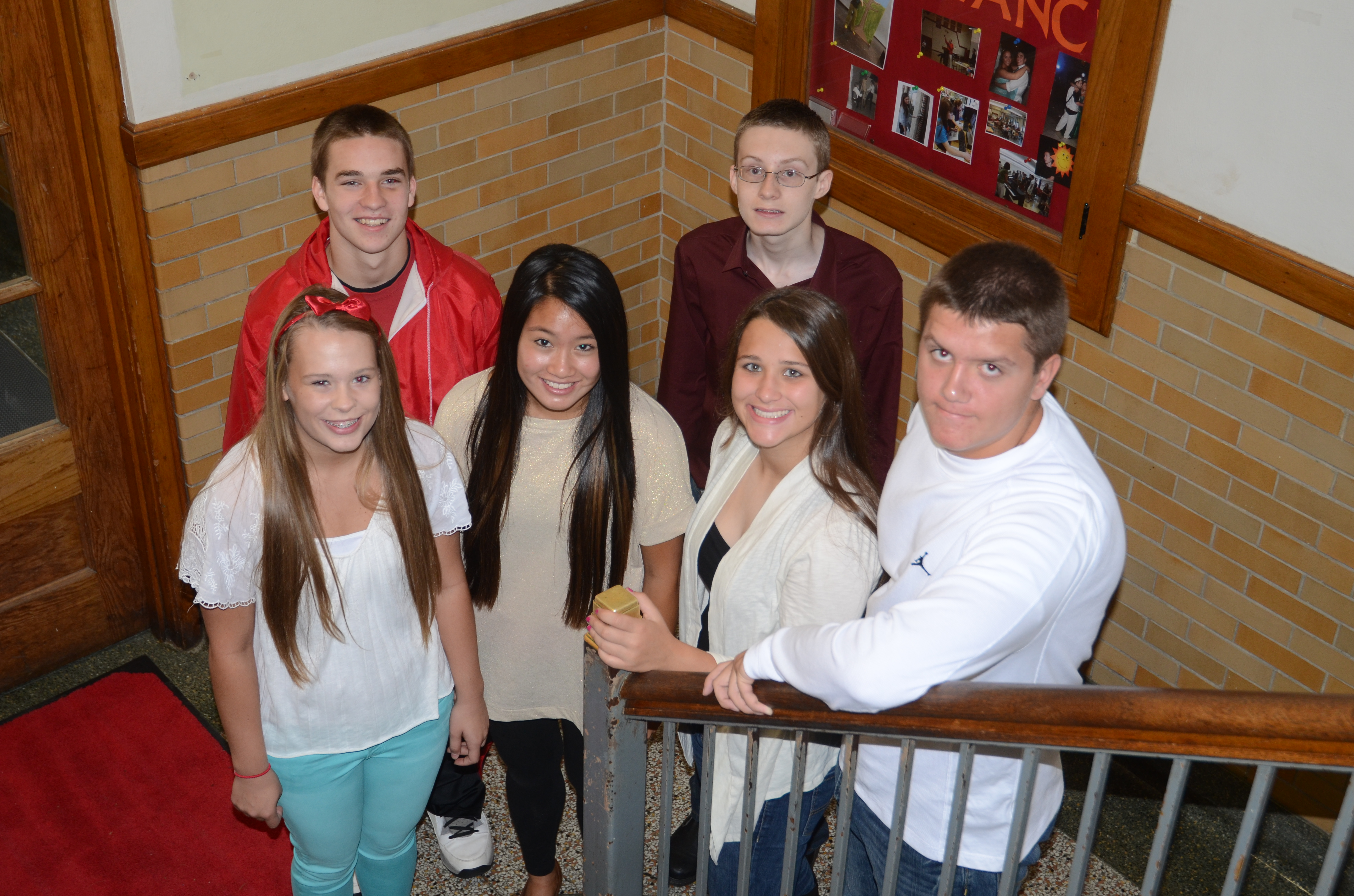 Wondrous Introducing The 2013 Bluffton High School Homecoming Court Home Remodeling Inspirations Cosmcuboardxyz