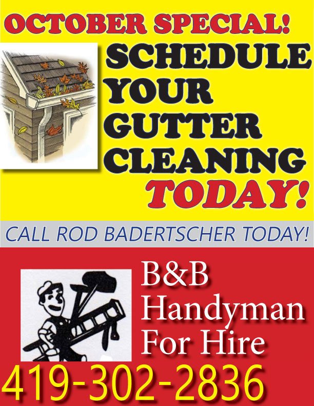 call letters b amp b handyman appointments to clean gutters the 20767 | 20767 bb handyman making appointments clean gutters