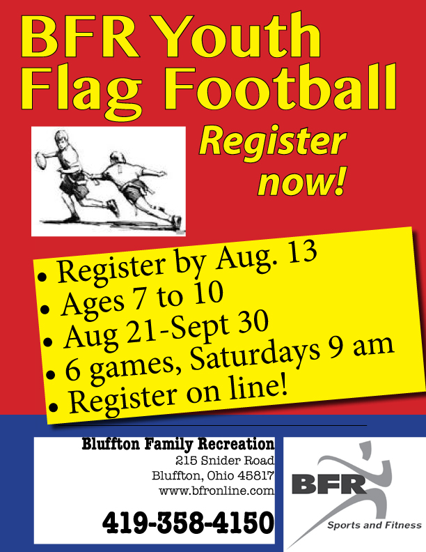 BFR online registration underway for U6 soccer and youth
