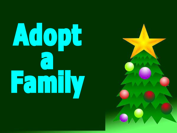 Adopt A Family For Christmas.A Few Individuals And Families Need Adopting For Christmas