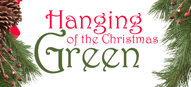 Pleasant View Umc Celebrates Hanging Of The Greens Dec 3 The