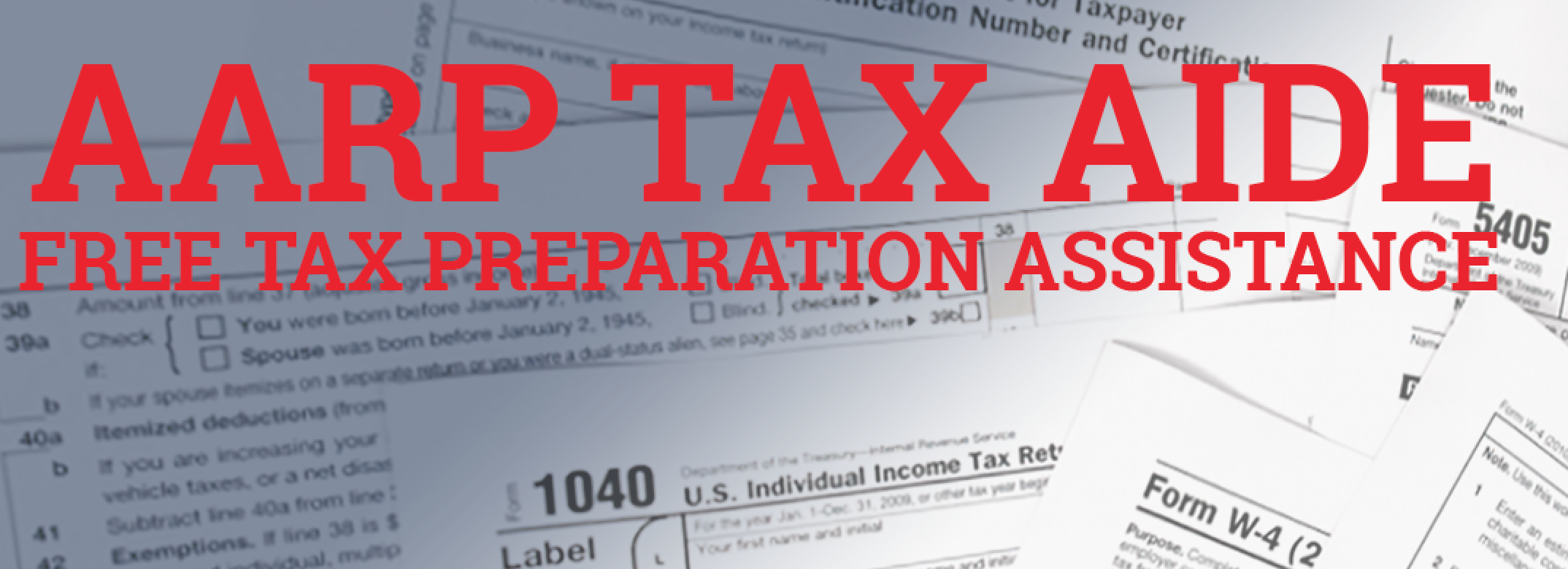 free income tax assistance | the bluffton icon