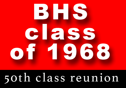 bluffton hs class of 1968 50th reunion planned questionnaire