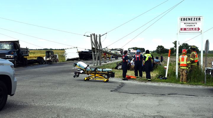 Grove Road - SR 696 serious accident | The Bluffton Icon