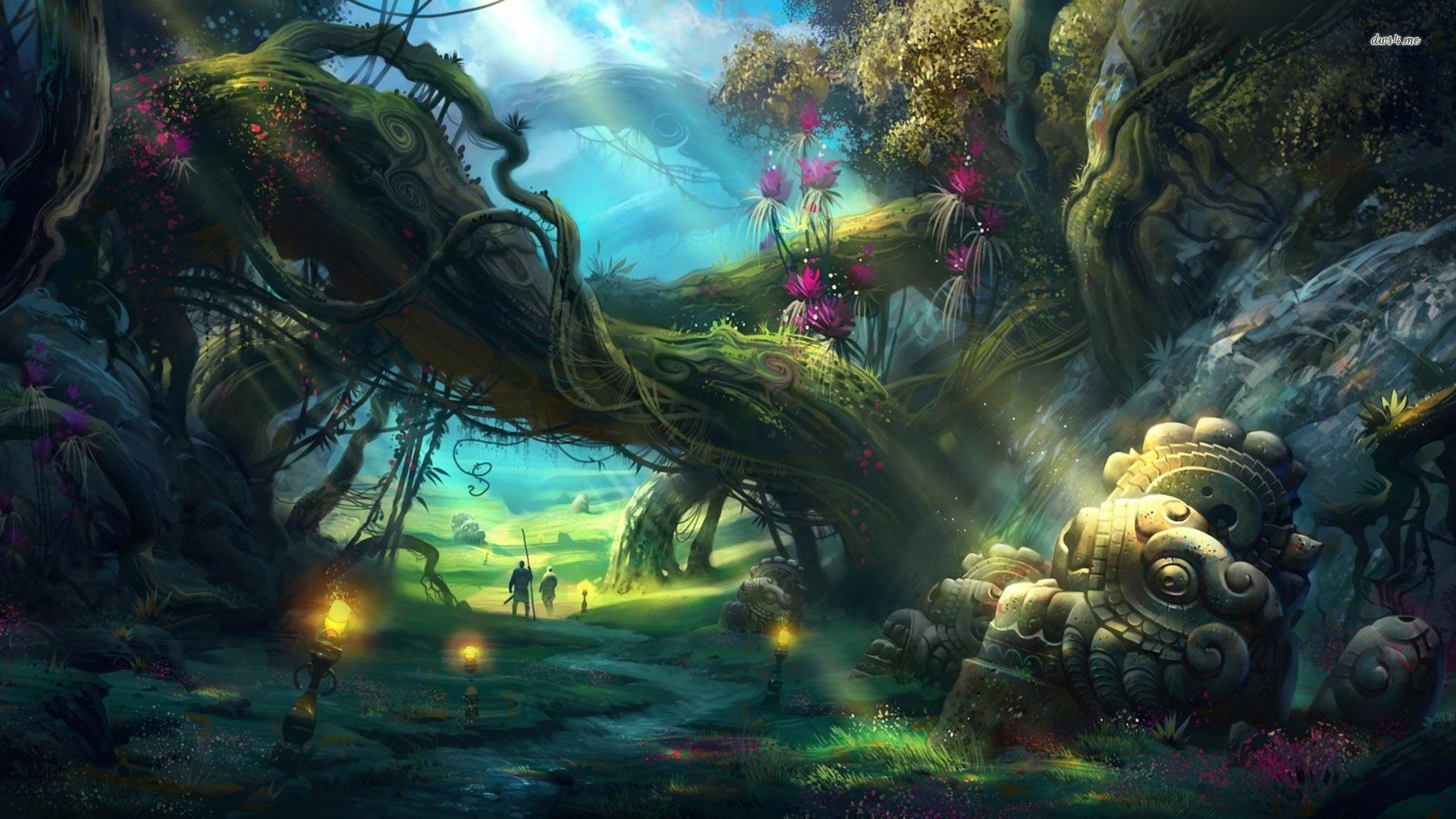 Bonjour tout le monde - Page 37 Saturdays-bhs-prom-theme-enchanted-forest-18855