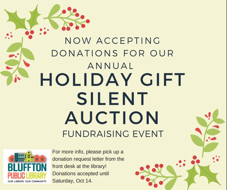 Holiday Donation Request Letter from www.blufftonicon.com