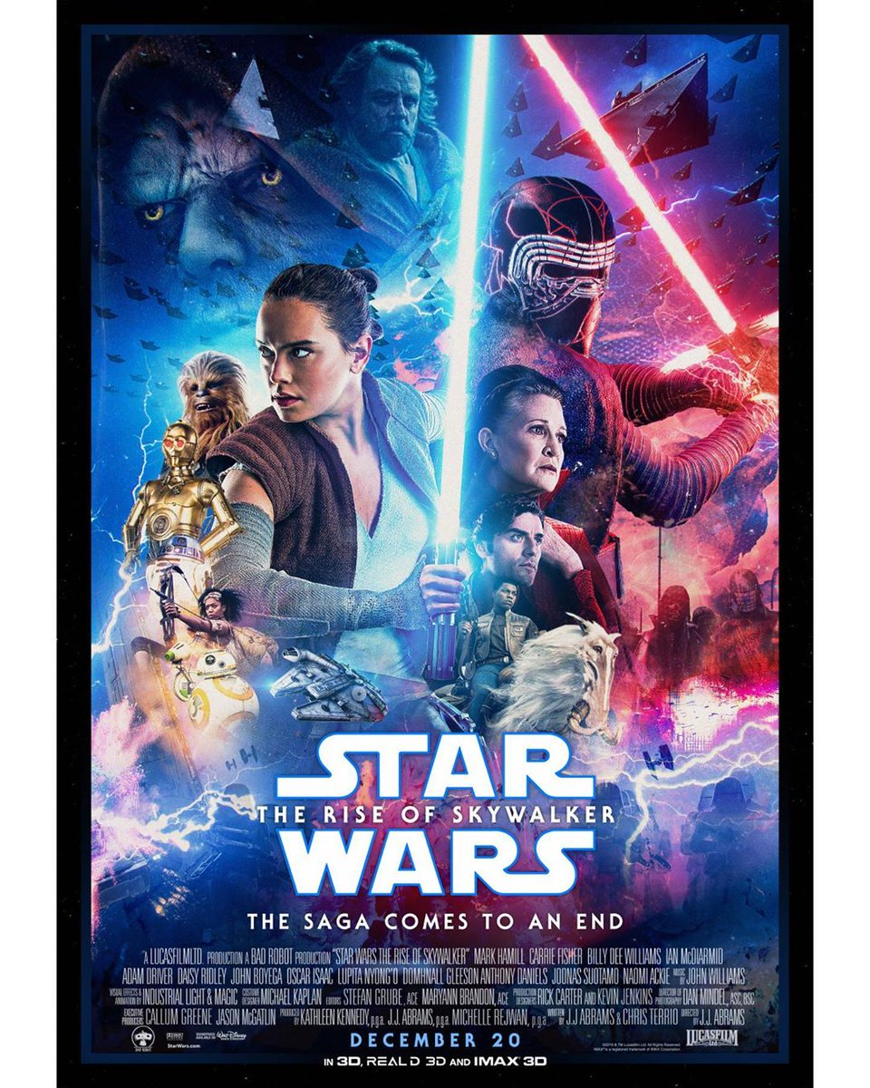Star Wars The Rise Of Skywalker Premieres Tonight At Shannon Theatre The Bluffton Icon