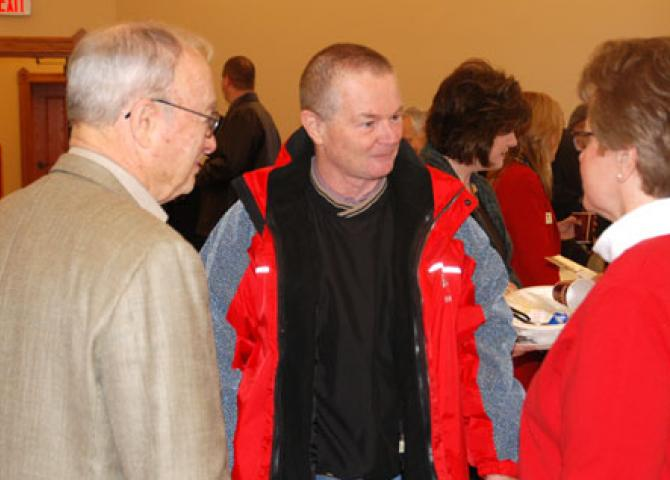 2-12-20 Dan Bowden, retired fire chief honored