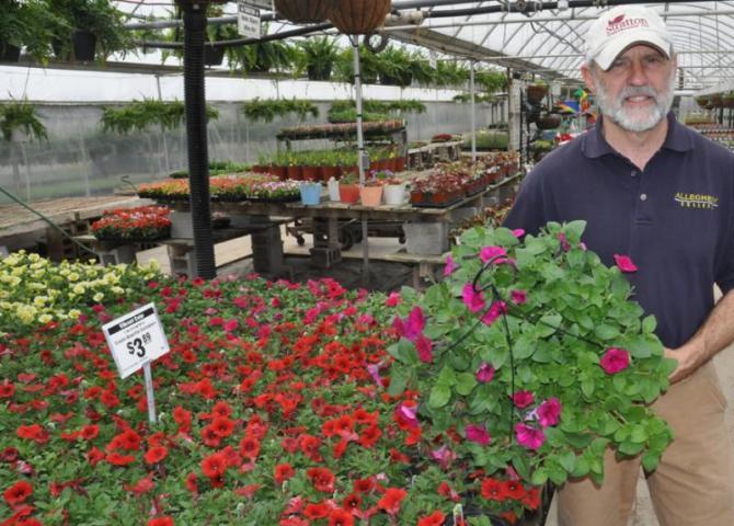 Stratton Greenhouses open for the season
