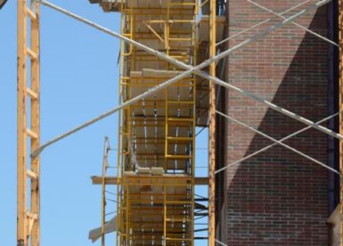 Bluffton high-rise