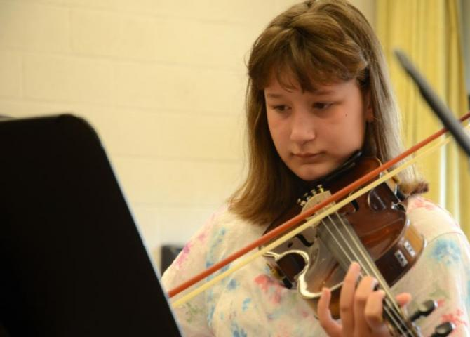 Summer strings Program