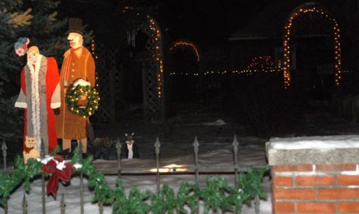 Retro Bluffton Christmas