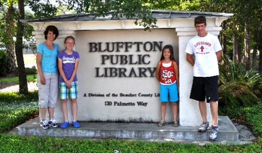 Speaking of Bluffton, South Carolina
