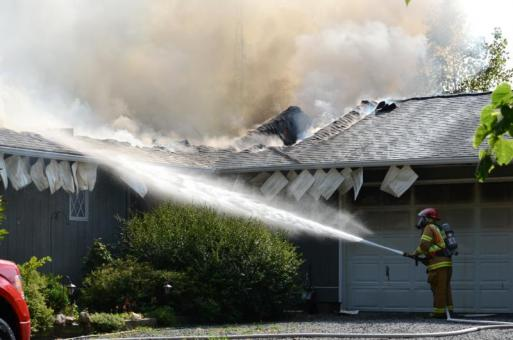 Hillville Road house fire