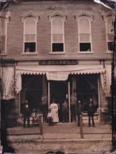 Bluffton's Russell Hotel