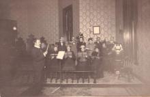 Methodist Episcopal Church choir
