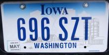 Iowa 696 SZT
