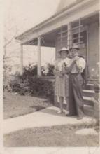 Grandma and Grandpa Suter