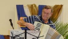 Richard Bucher performing