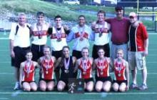 BHS state track competitors