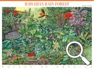 Hawaiian rain forest stamp available in August at Bluffton post office