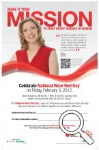 Feb. 3 - Women's heart health celebration
