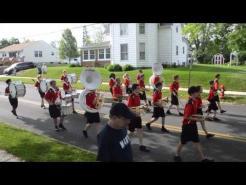 Memorial Day parade 2015