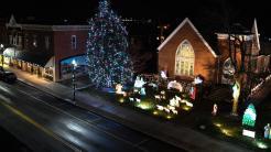 Blaze of Lights Snapshots, 2017-2020 / Bluffton, Ohio