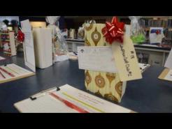 Library gift auction, 11 2 16