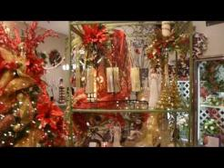 Christmas Wonderland, Town & Country Flowers 2016