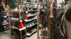New Leaf Christmas decorations 2018