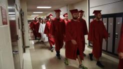Seniors walk through 5 25 18