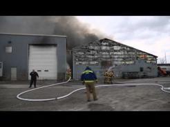 Precast fire 3, oct  29, 2014