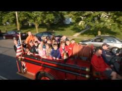 Fire truck, 10 12 16